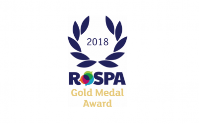 Premier Analytical Services – High Wycombe handed RoSPA Gold Medal